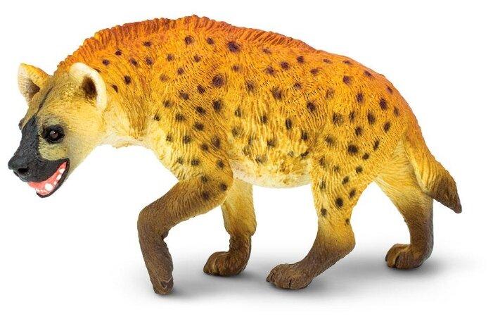 Фигурка Safari Ltd Пятнистая гиена 222629