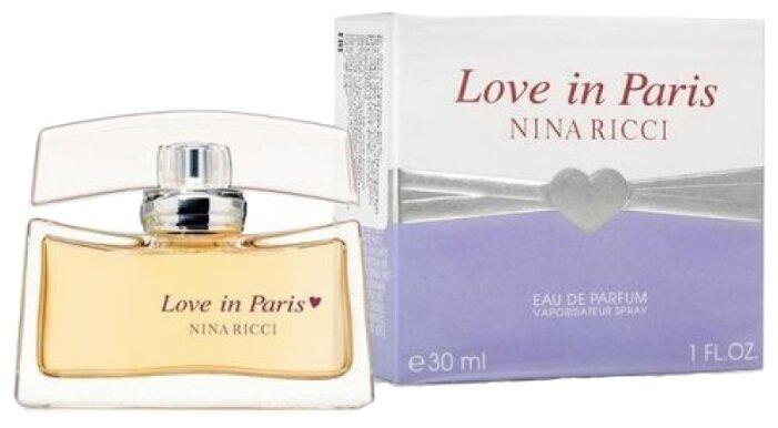 Парфюмерная вода NINA RICCI Love in Paris