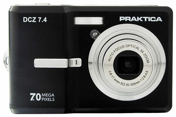 Фотоаппарат Praktica DCZ 7.4