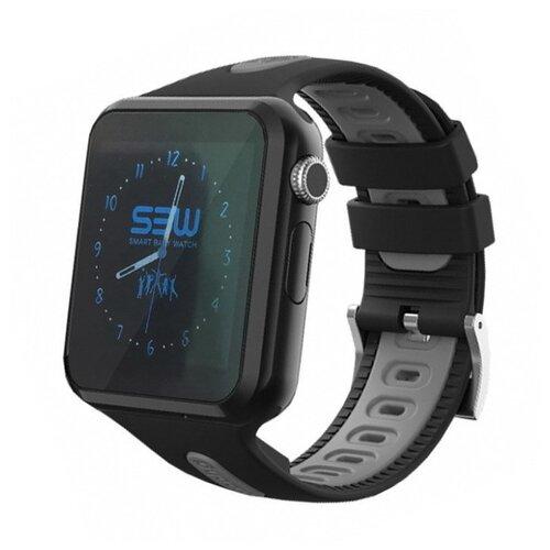 Часы Smart Baby Watch SBW 3G черно-серый