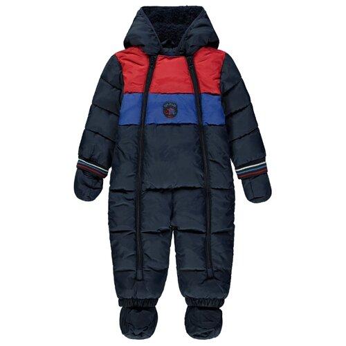 Комбинезон Tom Tailor 35337420022 размер 68, темно-синий/красный комбинезон tom tailor tom tailor to172ewfhhq9