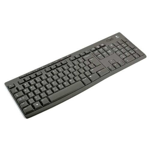Купить Клавиатура Logitech Wireless Keyboard K270 Black USB