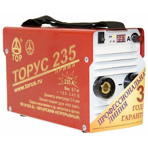 Сварочный аппарат Торус 235 Прима (TIG, MMA)
