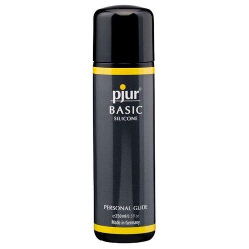 Гель-смазка Pjur BASIC Silicone 250 мл флакон легкий лубрикант pjur® basic waterbased 30 ml