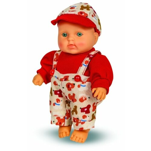 Кукла Весна Карапуз 8 (мальчик), 20 см, В2194 весна кукла маргарита 8 со звуком 40 см весна