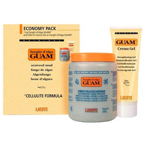 Guam набор для антицеллюлитного обертывания недорого