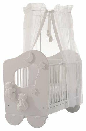 Кроватка Baby Expert Dieci Lune