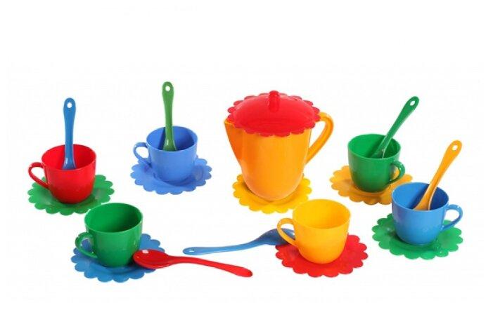 Набор посуды Тигрес Ромашка 39087