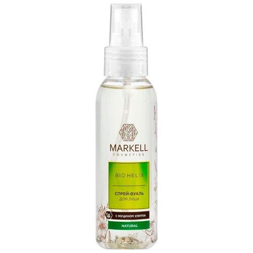 Купить Markell BIO HELIX Спрей-вуаль с муцином улитки 100 мл