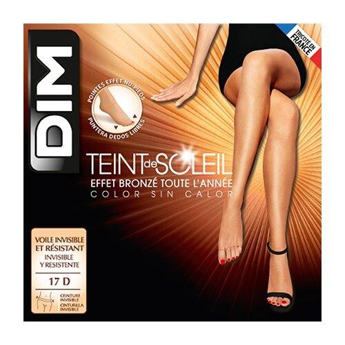 Колготки DIM Teint de Soleil Effet Nu Integral 17 den terracotta 1 (DIM)Колготки и чулки<br>