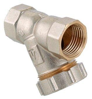 Фильтр механической очистки VALTEC VT.193 муфтовый (ВР/ВР), латунь