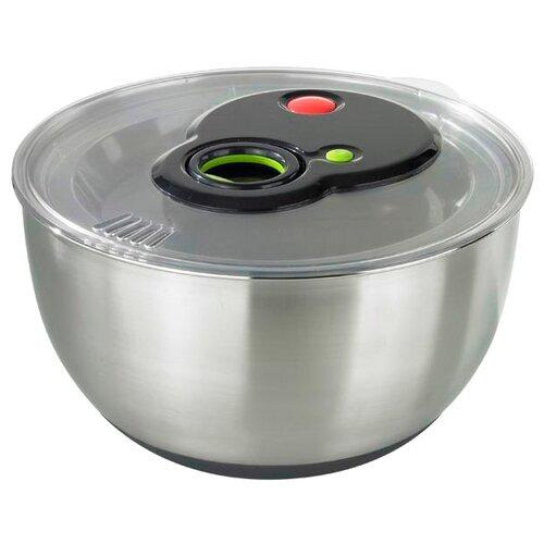 Форма для мойки и сушки зелени и овощей EMSA Turboline 4.5л нержавеющая сталь