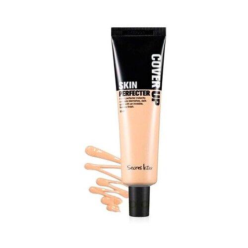 Фото - Secret Key BB крем Skin Perfecter Cover Up, SPF 30, 30 мл, оттенок: 23 natural beige витэкс bb крем тонирующий уход spf 15 30 мл оттенок 51 natural