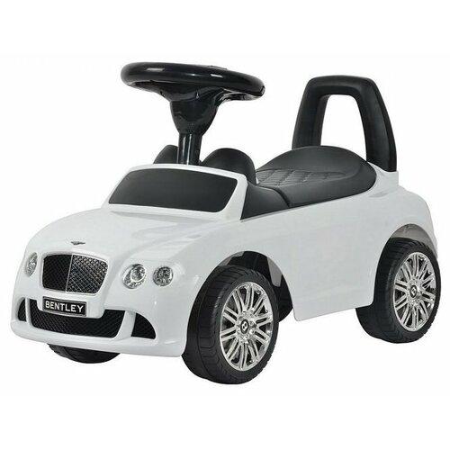 Купить Каталка-толокар RT Bentley 326 (5118 / 5695) со звуковыми эффектами белый, Каталки и качалки
