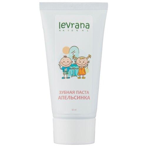 Купить Зубная паста Levrana Апельсинка, 50 мл, Гигиена полости рта