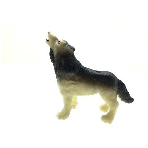 Купить Фигурка ABtoys Юный натуралист Волк PT-01177, Игровые наборы и фигурки