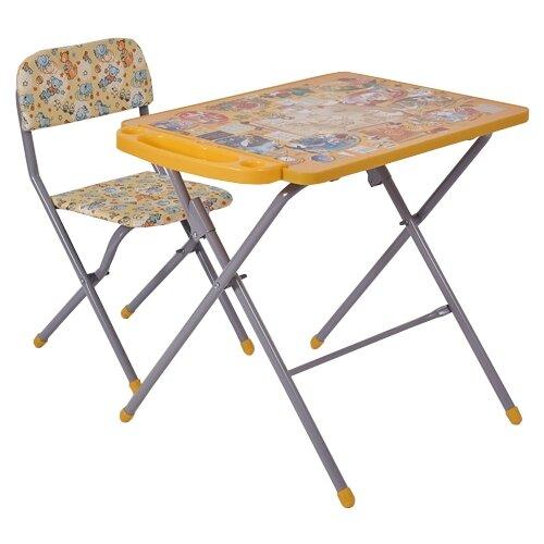 Комплект Фея Мир вокруг 0005695 45x60 см желтыйПарты и столы<br>