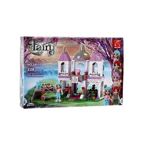 Конструктор Ausini Fairy 24511 Чудесный дворец феи деревянный конструктор куби дуби дворец алладина kd00012
