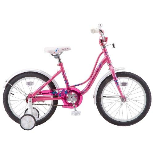 Детский велосипед STELS Wind 18 Z020 (2019) розовый (требует финальной сборки)