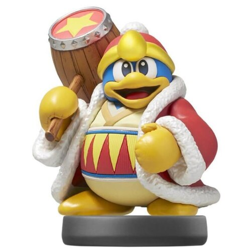 Фигурка Amiibo Super Smash Bros. Collection Король Дидиди, Игровые наборы и фигурки  - купить со скидкой