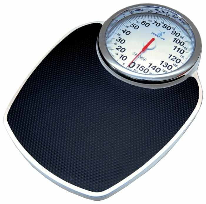 Весы напольные механические Momert 5110 (black)