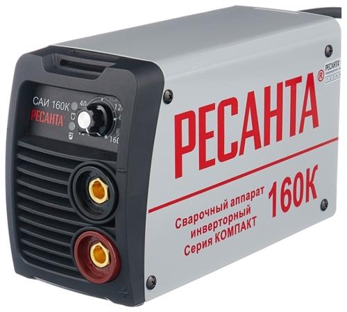 Стоит ли покупать Сварочный аппарат РЕСАНТА САИ-160К (MMA)? Отзывы на Яндекс.Маркете