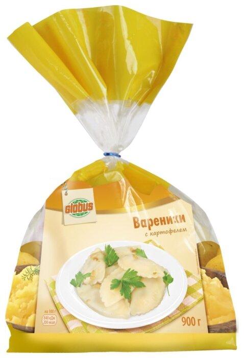 Globus Вареники с картофелем 900 г