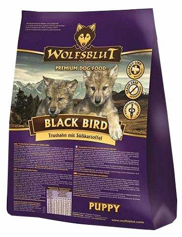 Корм для собак Wolfsblut Black Bird Puppy (7.5 кг)