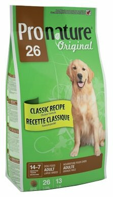 Корм для собак ProNature Original курица 7 кг (для крупных пород)
