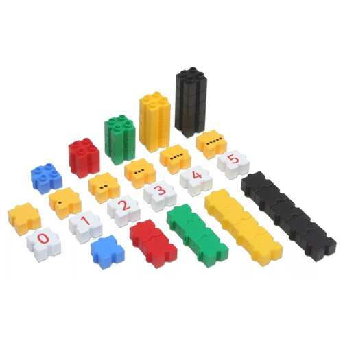 Фото - Конструктор Morphun 3D Математика Kindermaths Single Set конструктор morphun мои первые слова wordphun pictures set