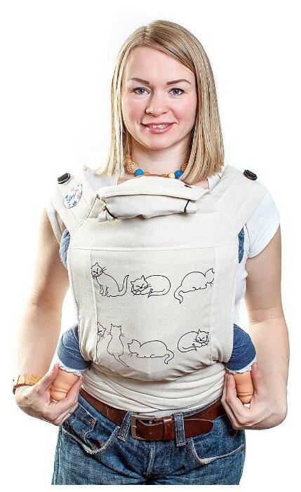 Май-слинг SlingMe Cats