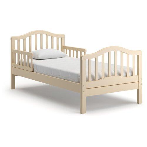 Кровать детская Nuovita Gaudio, размер (ДхШ): 167.5х87.5 см, спальное место (ДхШ): 160х80 см, каркас: массив дерева, цвет: avorio