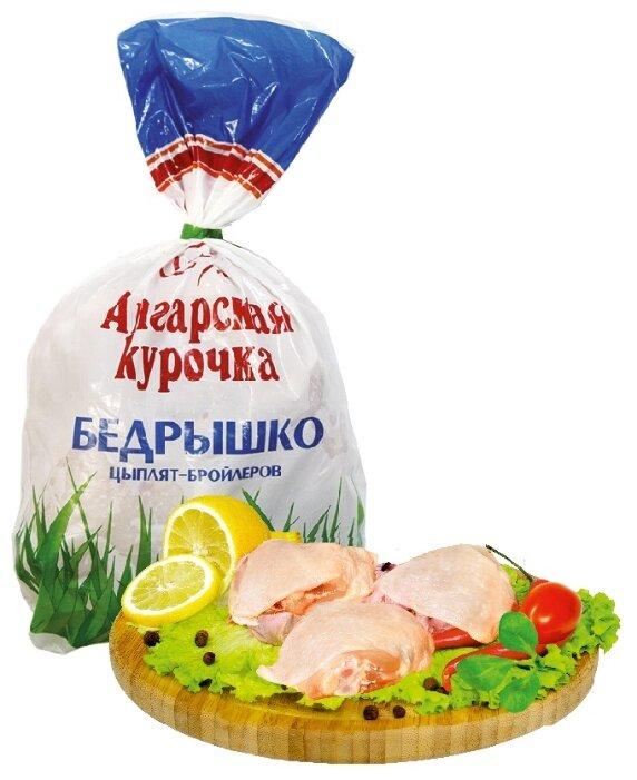 Ангарская птицефабрика Бёдрышко цыпленка-бройлера замороженное 1 кг