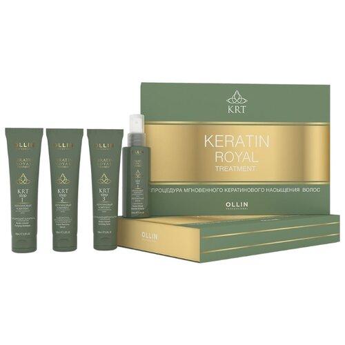 Набор OLLIN Professional Keratine royal treatmentНаборы<br>