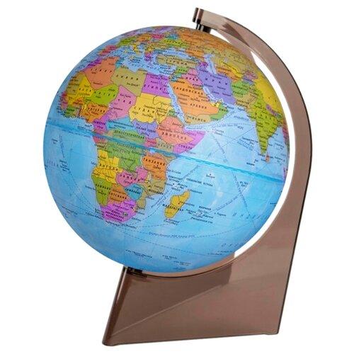 Фото - Глобус политический Глобусный мир 210 мм (10277) глобус физический глобусный мир 250 мм 10160 бирюзовый