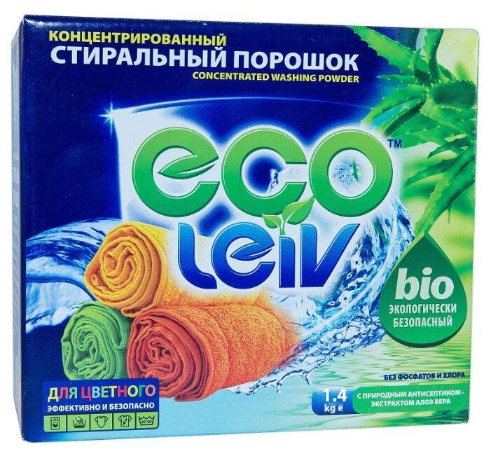 Стиральный порошок EcoLeiv Color