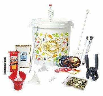 Мини-пивоварня iBrew Deluxe Starter Kit