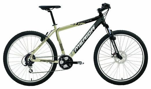 Горный (MTB) велосипед Merida Sub 20-FD (2007)