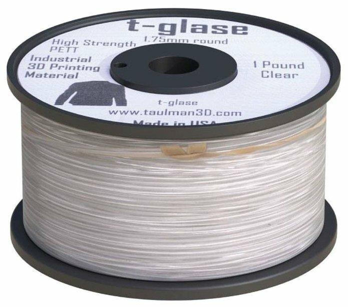 T-Glase пруток taulman3D 1.75 мм прозрачный