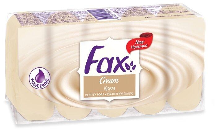 Мыло кусковое Fax Крем