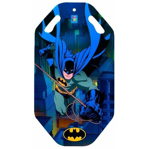 Купить Ледянка 1 TOY Бэтмен (Т10470) синий/серый, Ледянки