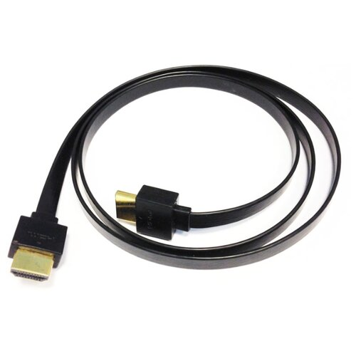 Кабель HDMI 1.4 Ultra-slim ABS 1м DVTech CB321