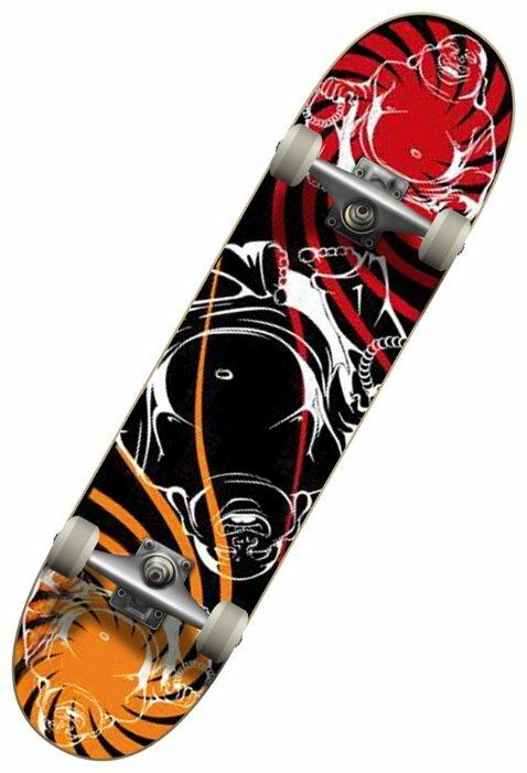 Скейтборд Roller Derby LAB-50B Buddha
