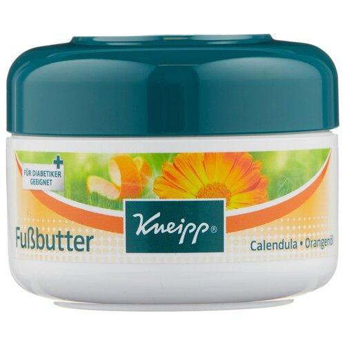 Kneipp Масло для ног С календулой, маслом апельсина и мочевиной Здоровые ноги 100 мл баночка