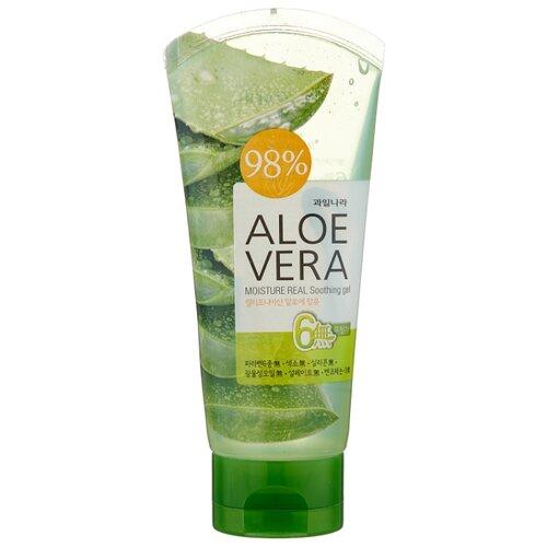 Купить Гель для тела Welcos Aloe Vera Moisture Real Soothing Gel, 150 мл