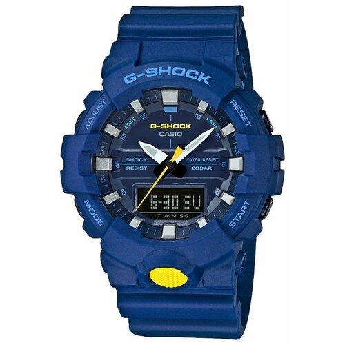 Наручные часы CASIO GA-800SC-2A casio часы casio ga 110nc 2a коллекция g shock