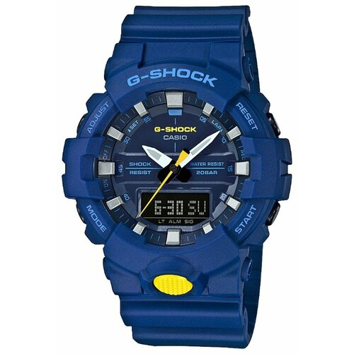 Наручные часы CASIO GA-800SC-2A casio casio ga 700 2a
