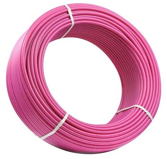 Труба из сшитого полиэтилена REHAU Rautitan pink 11360421120, DN16 мм