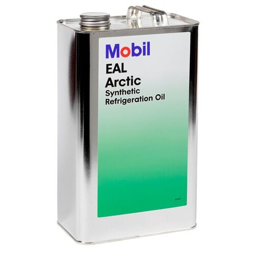 Компрессорное масло MOBIL EAL Arctic 32 5 л