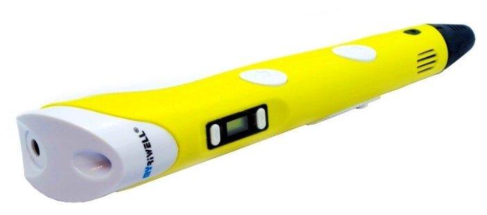 3D-ручка MyRiwell RP100B желтый фото 1